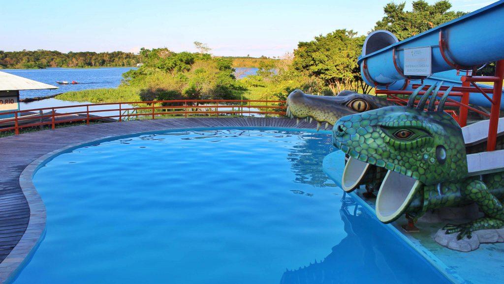 piscina do Paraíso D´Angelo